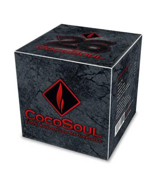 Coco Soul carbón natural 1 kg