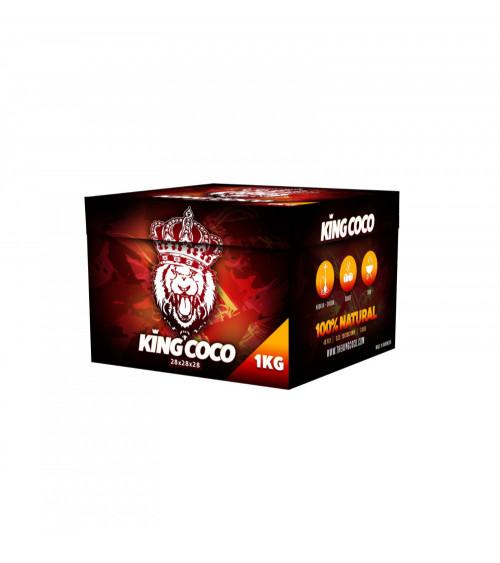 King Coco carbón natural...