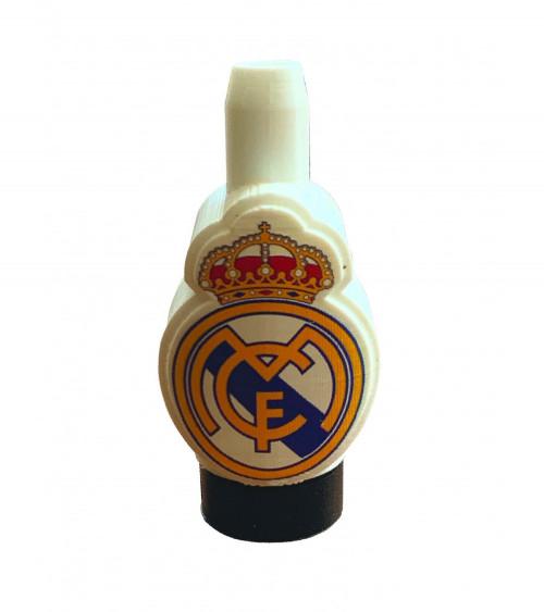 escudo real madrid 3d