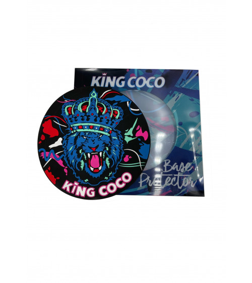 Tapete King Coco Base...