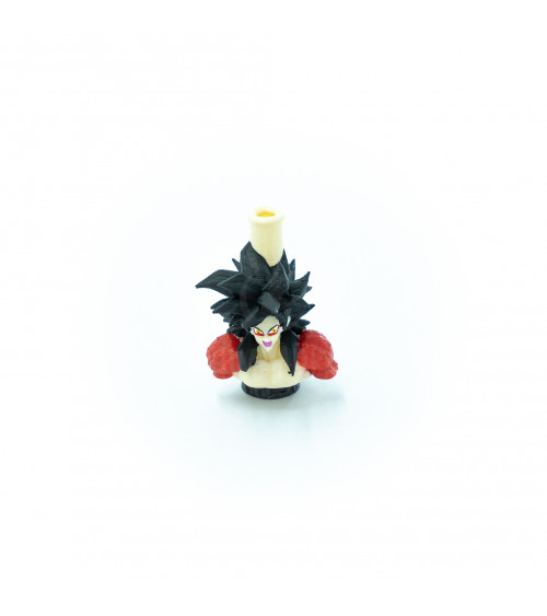 MR SHISHA ROCKET 2.0 RESINA Goku